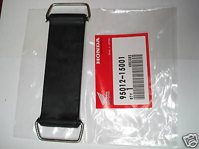 Honda CB100 CL100 CB125 CL175 CB175 CB200 SL100 SL125 GL1000 battery band OEM