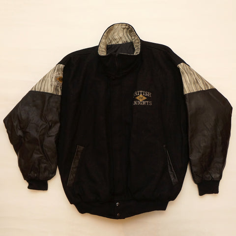 "Vintage MC HAMMER ""You Can't Touch This"" Tour Jacket By British Knights"