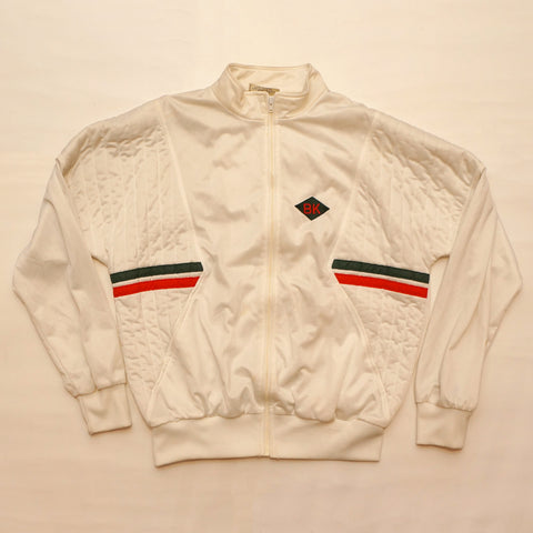 Vintage 1980's British Knights Zip Down Track Jacket