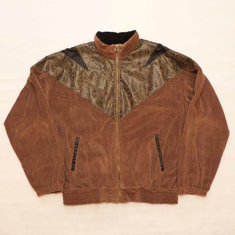 "1 of 1 Custom 1980's Jackie Vital NYC ""Bad Boys"" Jacket"