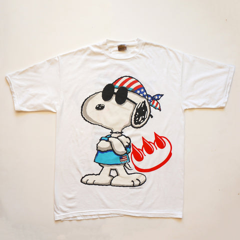 Vintage flocked Claw Joe Cool Tee SPRING 20