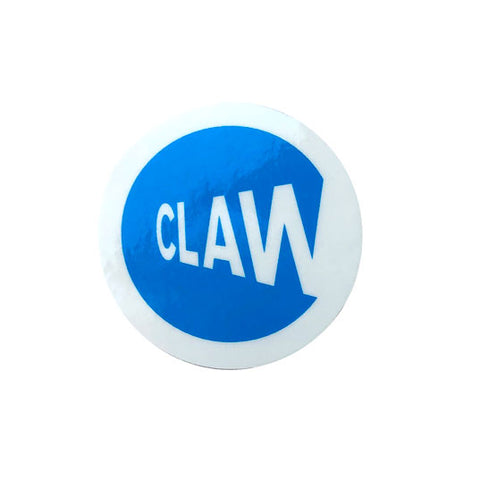 CLAW MTA STICKER (INDIVIDUAL)