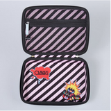 Claw Money & Co. Cosmetic Case with Nail Polish & File