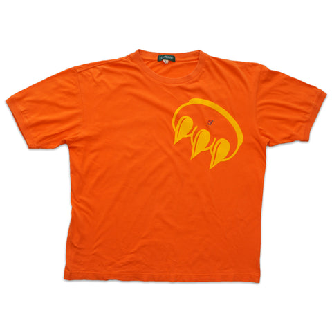 Vintage GIORDANO FLOCKED CLAW TEE