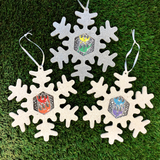 Individual Claw X-MAS Ornaments