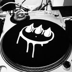 Claw DJ Turntable Slipmat