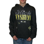 High Fashion Pullover Hoodie