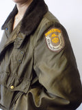 Vintage Security Jacket