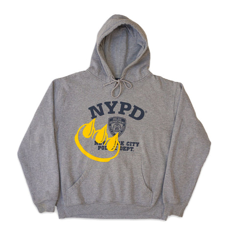 PD YELLOW CLAWS UP HOODIE
