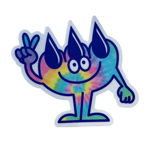 PEACEFUL CLAW MOCHI STICKER