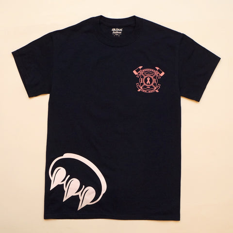 Fire Department 3M CLAW TEE