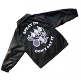 "Paintin' Pat ""Spray it! Don't say it!"" Coaches Jacket"