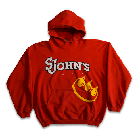 ST JOHNS YELLOW CLAW HOODIE