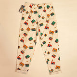 Vintage 1980's Pattern TROOP Pants