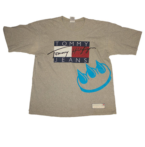 VINTAGE TOMMY HILFIGER CLAW TEE