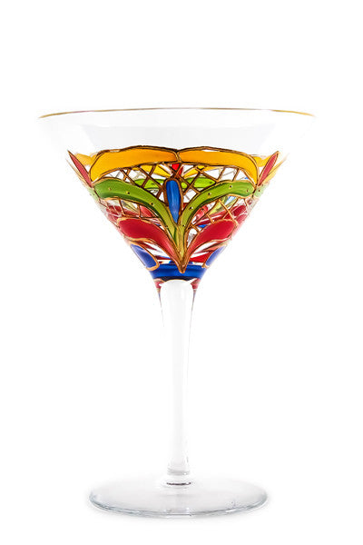 Martini Glasses - 5 Most Popular Styles