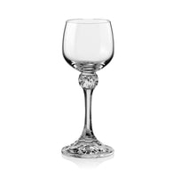 Bohemia Crystal Julia Cordial Glasses (Set of 6) - available for sale at http://www.wineohh.com | Wine Ohh!