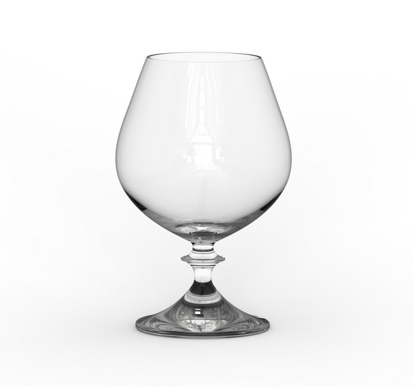 "Bohemia Crystal ""Angela"" Cognac Glasses (Set of 2) - available for sale at http://www.wineohh.com 