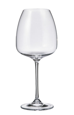 Bohemia Crystal Alizee Wine Glasses (Set of 6) - available for sale at http://www.wineohh.com | Wine Ohh!