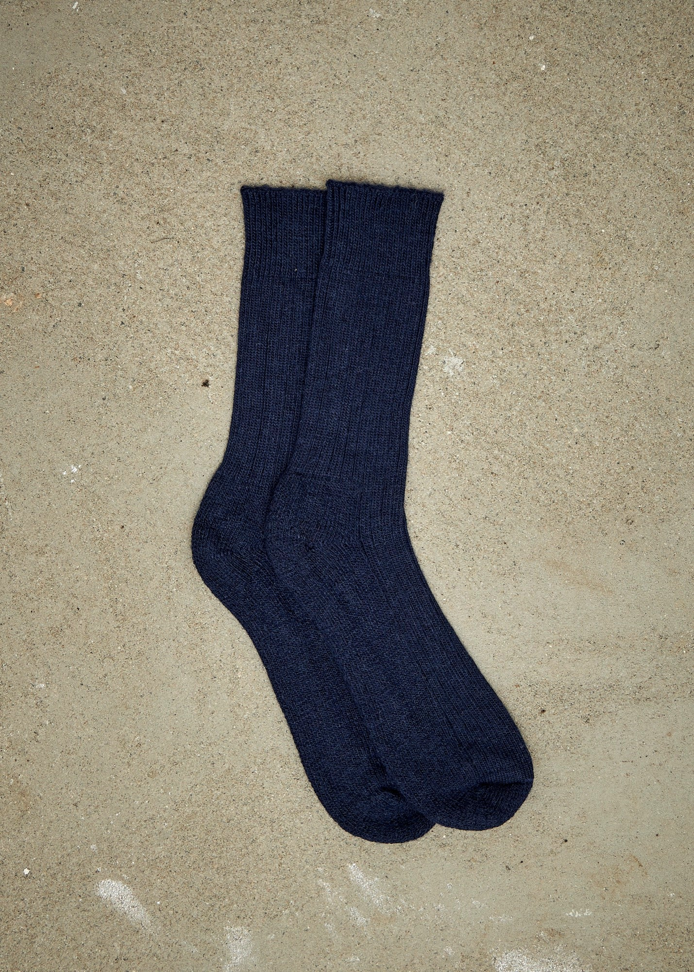 Working and Walking Socks - Navy