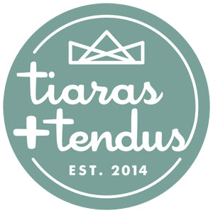 tiaras and tendus brand logo