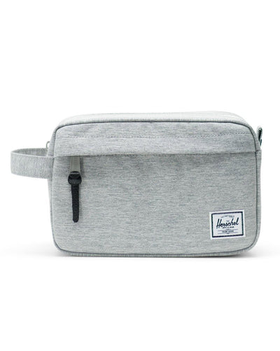 Herschel Supply Co Chapter Travel Case - Light Grey Crosshatch - Accessories - Dance Bags - Dancewear Centre Canada