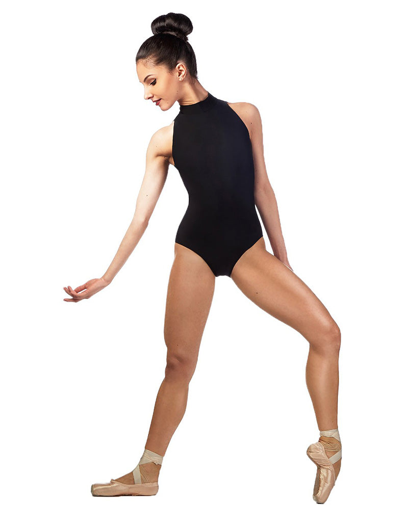 Ballet Rosa Amelie Floral Mesh Lace Open Back Sleeveless Leotard - Womens - Dancewear - Bodysuits & Leotards - Dancewear Centre Canada