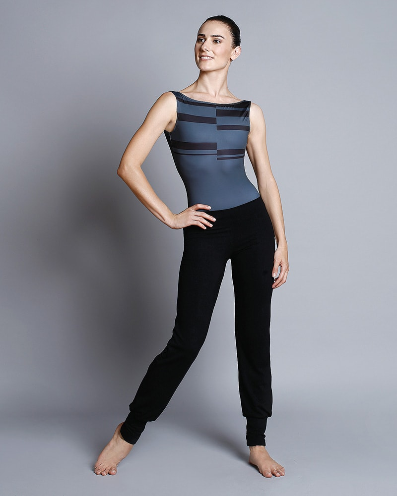 Ballet Rosa Ryoko Fitted Stretch Bamboo Dance Pants - Womens