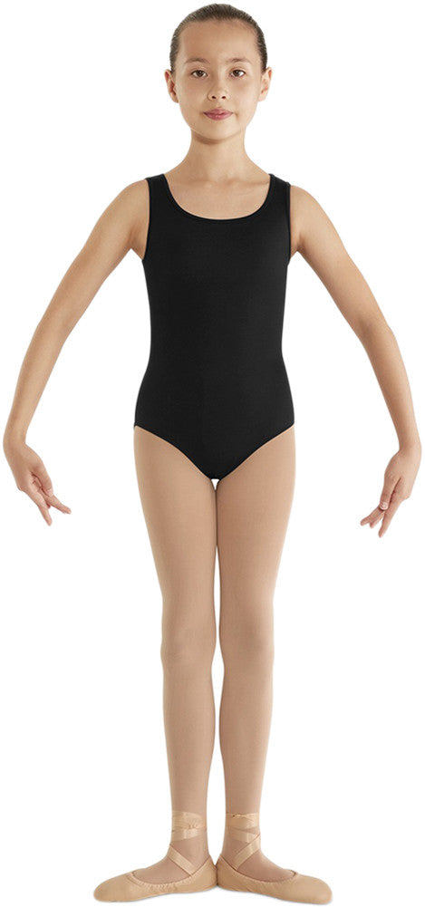 Bloch Gladiolus Three Bow Back Tank Leotard - CL8835T Girls - Dancewear - Bodysuits & Leotards - Dancewear Centre Canada