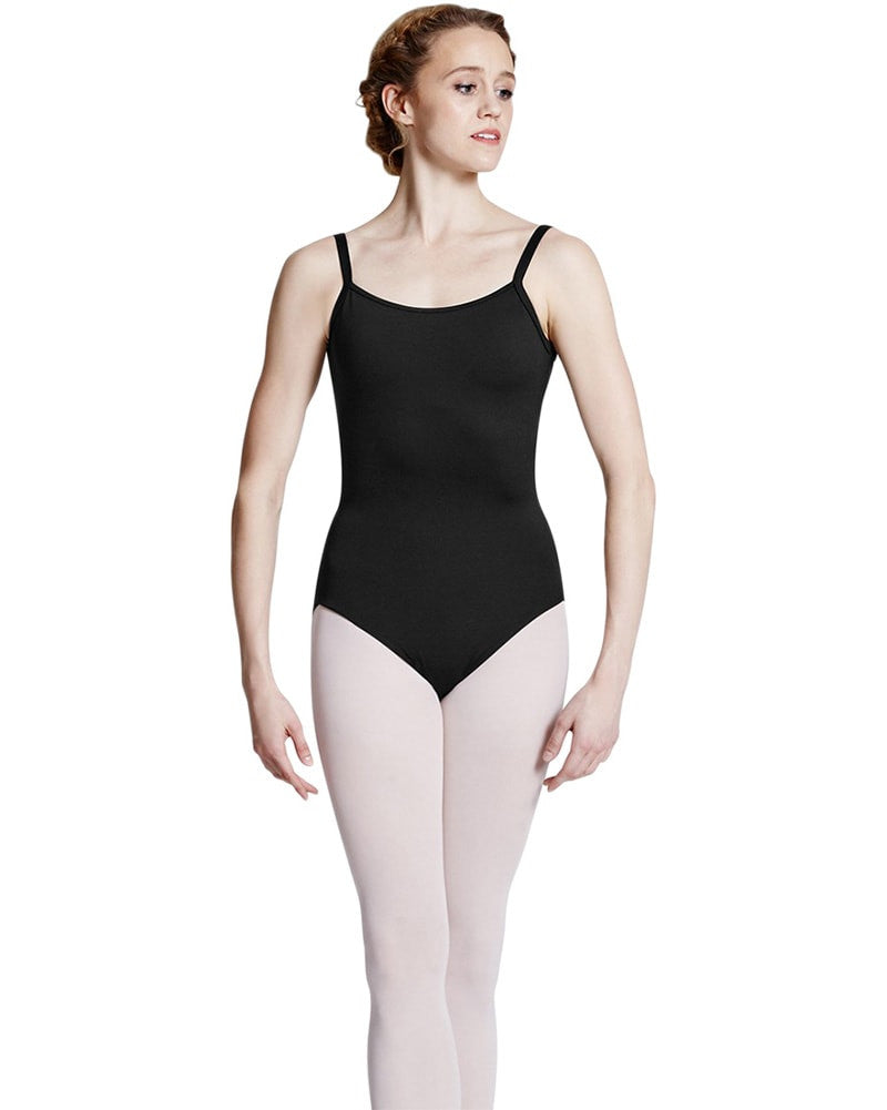 Bloch Allnatt Powermesh Back Camisole Leotard - L8820 Womens - Dancewear - Bodysuits & Leotards - Dancewear Centre Canada