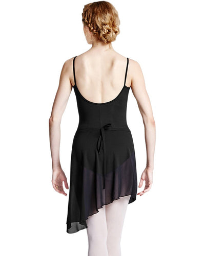 Bloch Maroney Asymmetrical Ballet Wrap Skirt - R8811 Womens - Dancewear - Skirts - Dancewear Centre Canada