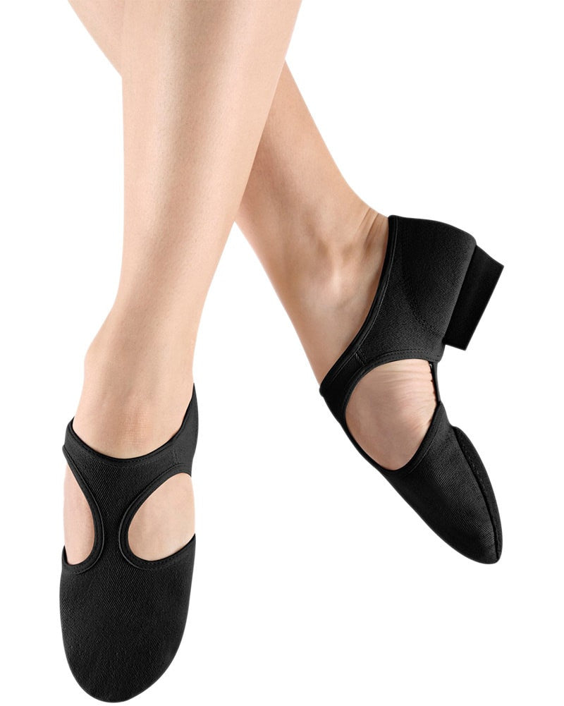 Bloch S0414L - Stretch Canvas Grecian Teaching Shoes Womens - Dance Shoes - Jazz Shoes - Dancewear Centre Canada