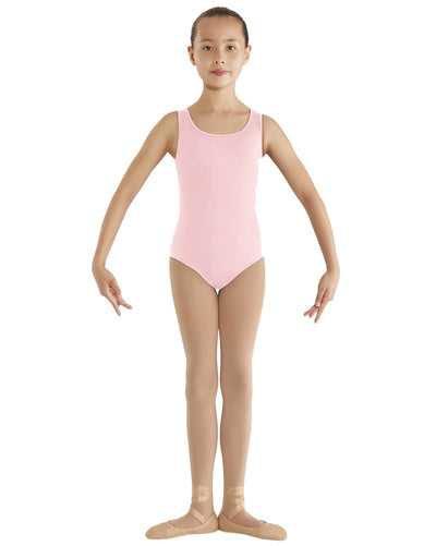 Bloch CL8835 - Gladiolus Three Bow Back Tank Leotard Girls - Dancewear - Bodysuits & Leotards - Dancewear Centre Canada