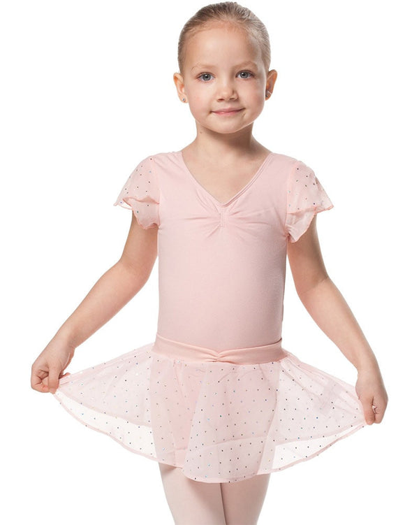 Bloch CR5161 - Olesia Diamante Sparkle Ballet Skirt Girls - Dancewear - Skirts - Dancewear Centre Canada