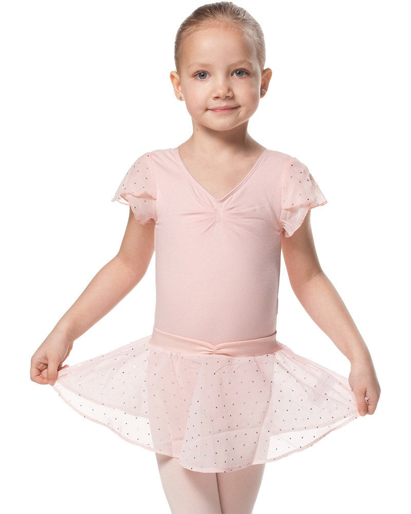 Bloch CR5161 - Olesia Diamante Sparkle Ballet Skirt Girls