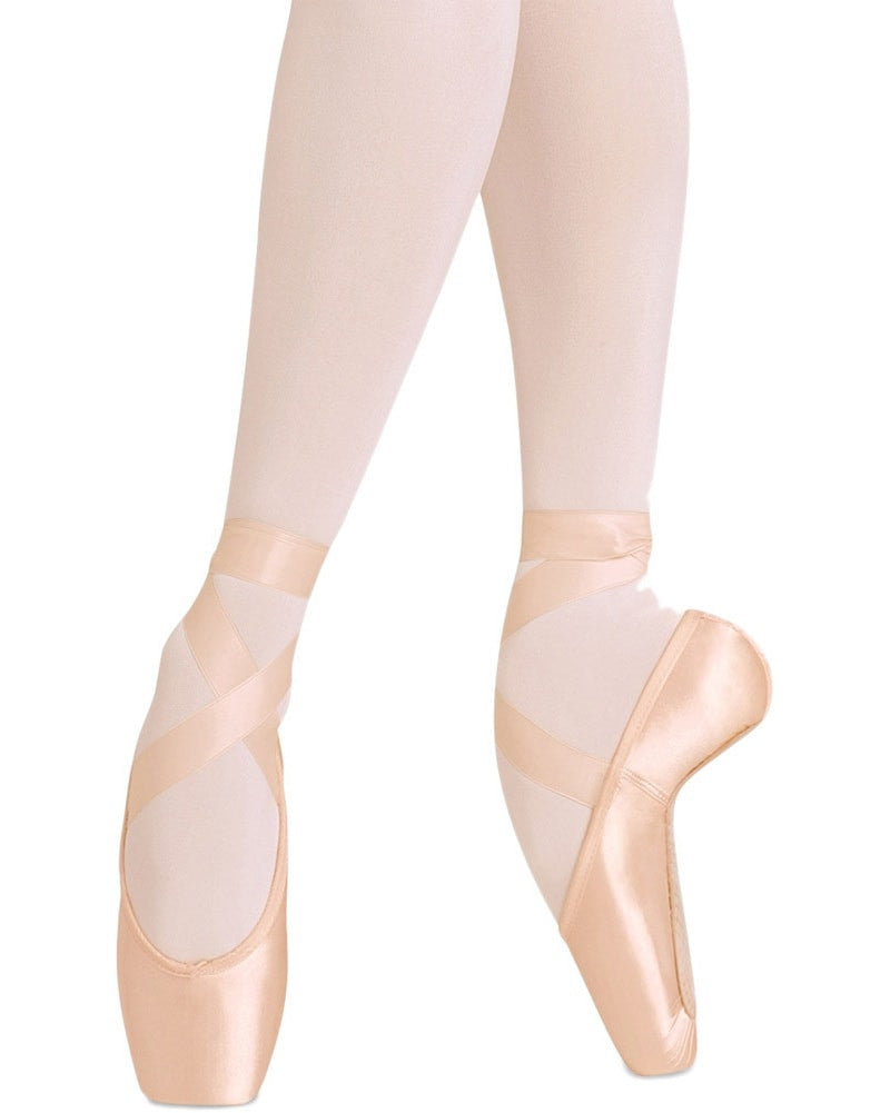 Bloch European Balance Pointe Shoes -  Regular Shank - ES0160 Womens