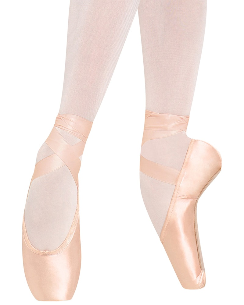 Bloch B-Morph TMT Moldable Pointe Shoes - Regular Shank - ES0170L Womens - Dance Shoes - Pointe Shoes - Dancewear Centre Canada