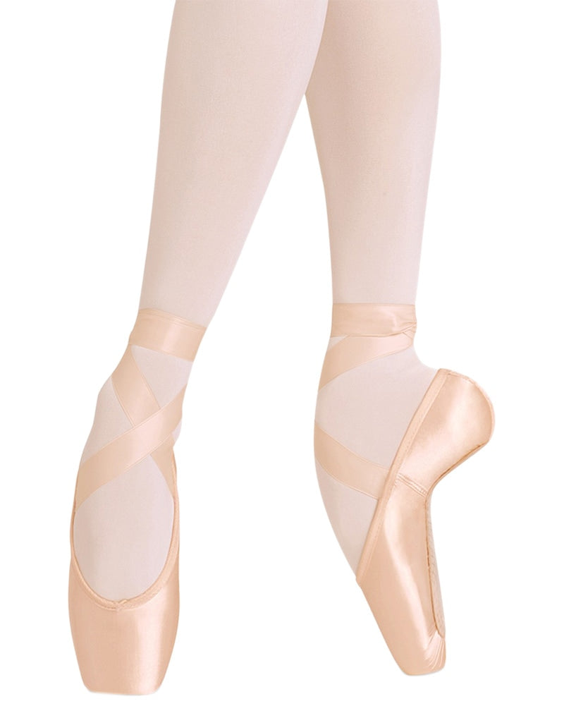 Bloch European Balance Pointe Shoes - Strong Shank - ES0160LS Womens - Dance Shoes - Pointe Shoes - Dancewear Centre Canada