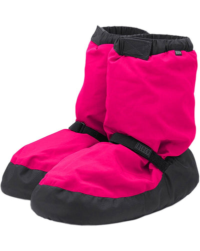 Bloch IM009K - Warm Up Dance Booties Girls/Boys - Dance Shoes - Warmup - Dancewear Centre Canada