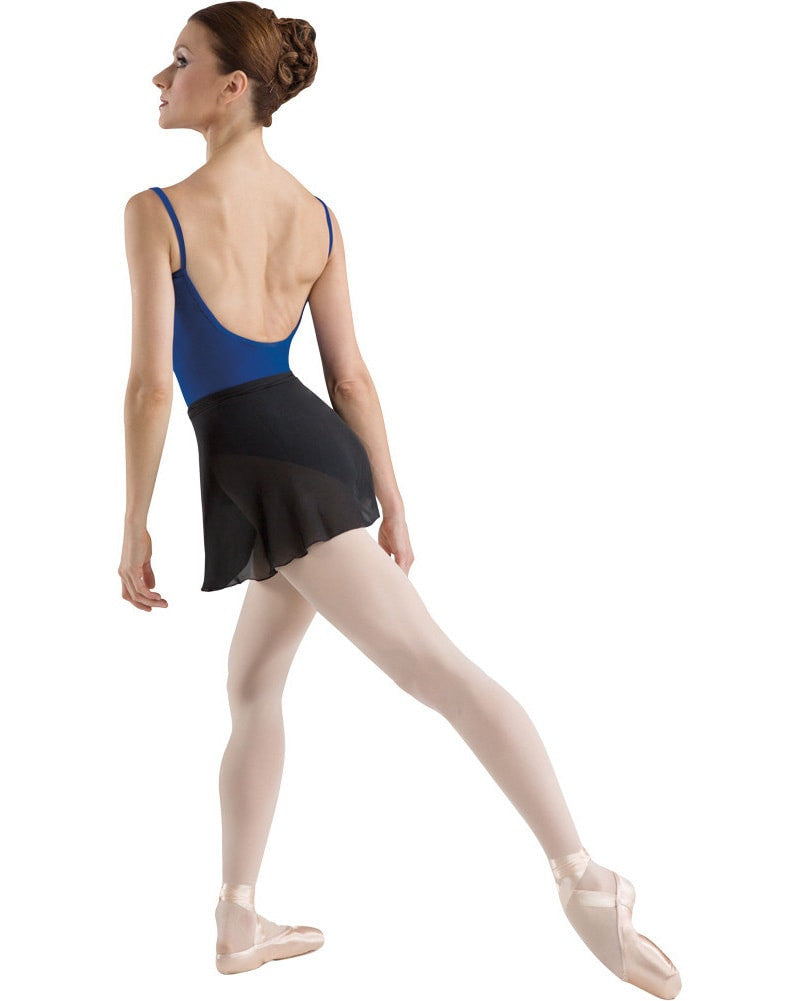 Bloch R5130 - Georgette Ballet Wrap Skirt Womens