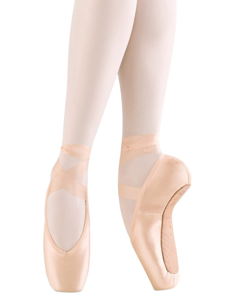 Bloch Aspiration Pointe Shoes - Regular Shank - S0105 Womens - Dance Shoes - Pointe Shoes - Dancewear Centre Canada
