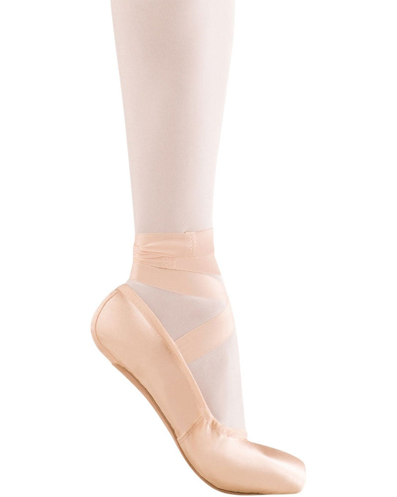 Bloch Tensus Demi Pointe Shoes - Soft Block - S0155L Womens - Dance Shoes - Pointe Shoes - Dancewear Centre Canada
