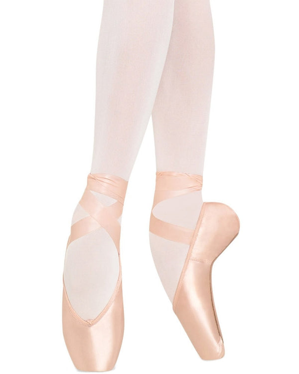 Bloch S0180S - Heritage Strong Shank Pointe Shoes Womens - Dance Shoes - Pointe Shoes - Dancewear Centre Canada