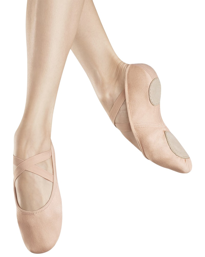 Bloch Infinity Stretch Canvas Split Sole Ballet Slippers - S0220L Womens - Dance Shoes - Ballet Slippers - Dancewear Centre Canada