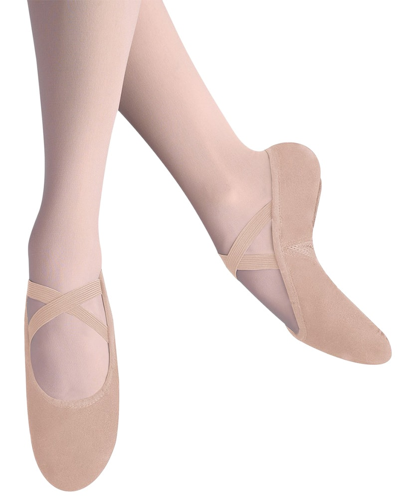 Bloch Performa Canvas Split Sole Ballet Slippers - S0284G Girls - Dance Shoes - Ballet Slippers - Dancewear Centre Canada
