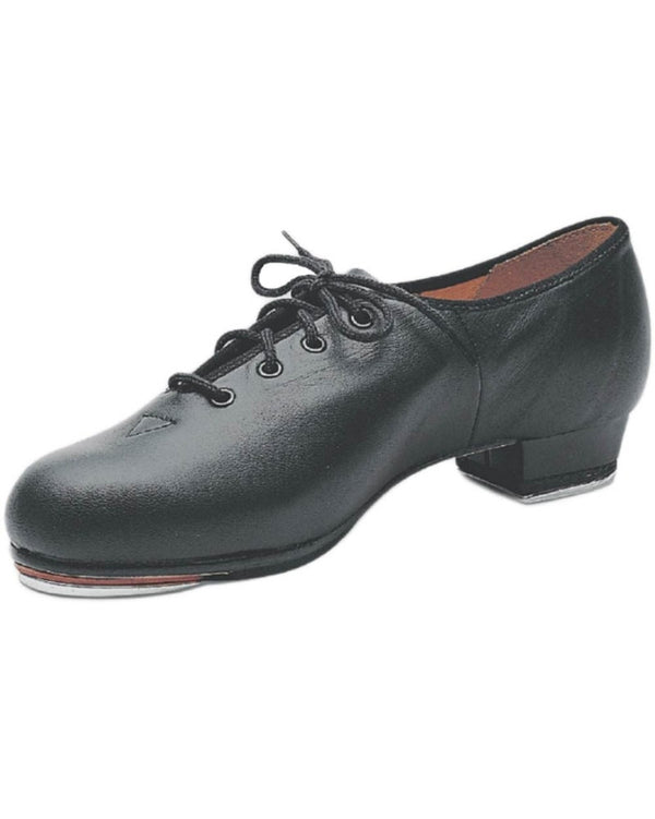 Bloch S0301G - Classic Leather Oxford Jazz Tap Shoes Girls/Boys - Dance Shoes - Tap Shoes - Dancewear Centre Canada