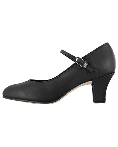"Bloch S0306L - Cabaret Soft Leather 2"" Character Shoes Womens - Dance Shoes - Character & Musical Theatre Shoes - Dancewear Centre Canada"