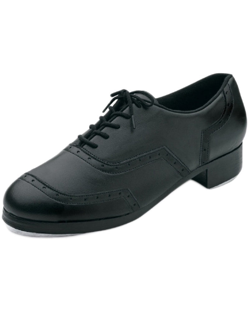 Bloch S0313L - Jason Samuel Smith Leather Oxford Build Up Tap Shoes Womens/Mens - Dance Shoes - Tap Shoes - Dancewear Centre Canada