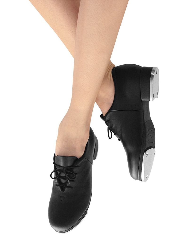 Bloch Sync Leather Oxford Jazz Tap Shoes - S0321L Womens/Mens - Dance Shoes - Tap Shoes - Dancewear Centre Canada