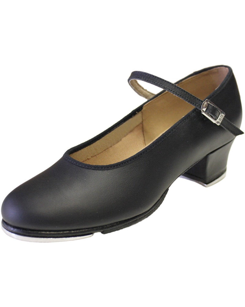 "Bloch Showtapper 1 1/4"" Cuban Heel Leather Tap Shoes - S0323L Womens"